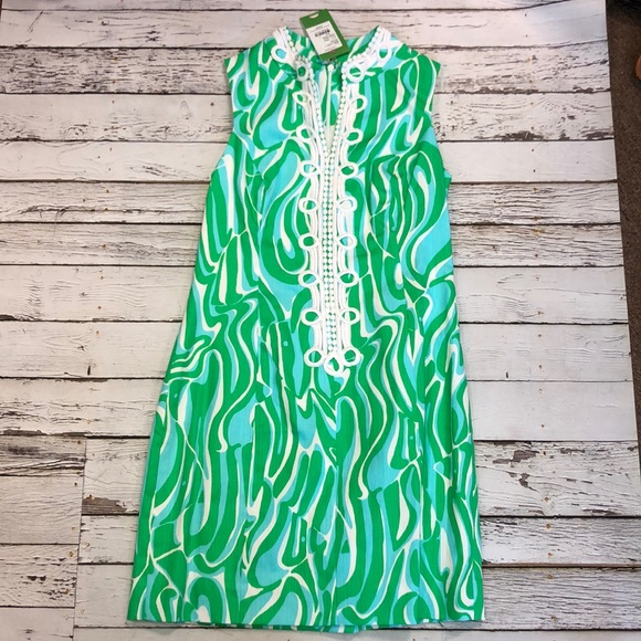 Lilly Pulitzer Dresses & Skirts - Lilly Pulitzer Alexa Shift NWT Size 4